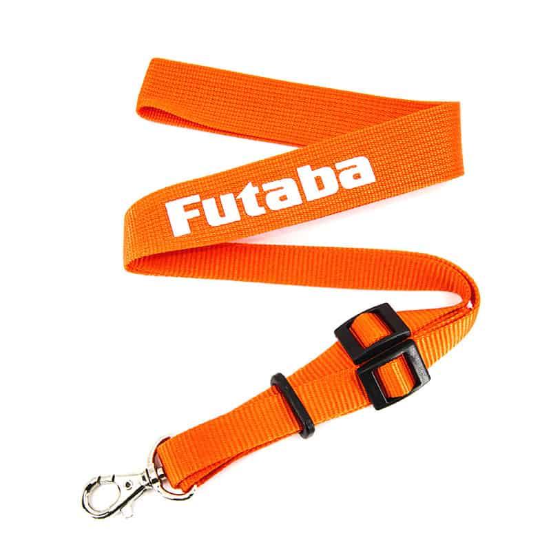Futaba Orange Transmitter Neck Strap For 12Z 14MZ