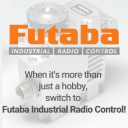 Futaba Industrial Radio Control